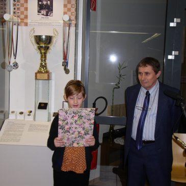 2015.02.11. Ribli Zoltán és az MTE olimpikonjainak a kiállítás megnyitója
