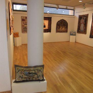2015.08.13. B. Boros Ilona kiállítás megnyitója