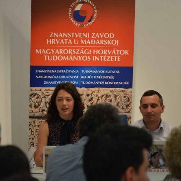 2018.05.05. Magyarországi Horvátok Tudományos Intézete konferencia Nemzetközi Kerekasztal